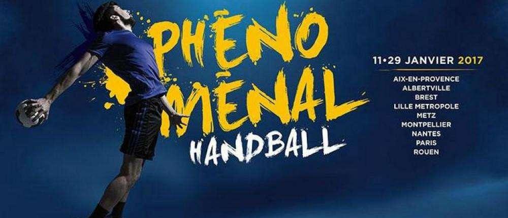 Le Mondial de handball 2017 Masculin